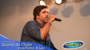 Foto Quintal da Clube com Victor & Leo 54
