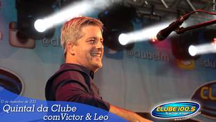 Foto Quintal da Clube com Victor & Leo 56
