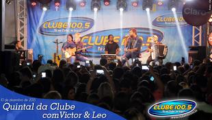 Foto Quintal da Clube com Victor & Leo 58