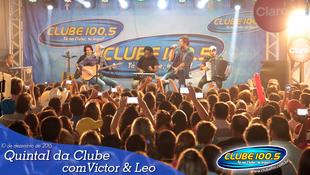 Foto Quintal da Clube com Victor & Leo 60