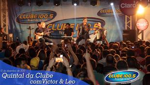 Foto Quintal da Clube com Victor & Leo 62