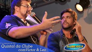 Foto Quintal da Clube com Victor & Leo 63