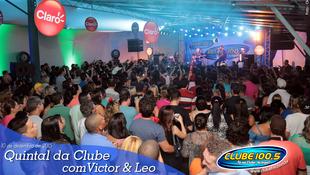 Foto Quintal da Clube com Victor & Leo 67