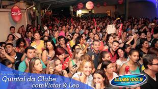 Foto Quintal da Clube com Victor & Leo 69