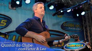 Foto Quintal da Clube com Victor & Leo 70