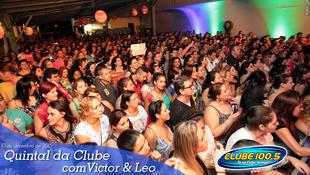 Foto Quintal da Clube com Victor & Leo 71