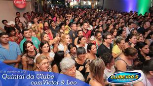 Foto Quintal da Clube com Victor & Leo 74