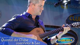 Foto Quintal da Clube com Victor & Leo 75
