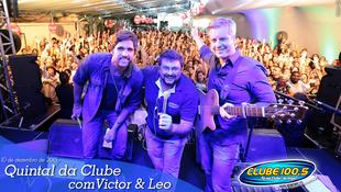 Foto Quintal da Clube com Victor & Leo 77