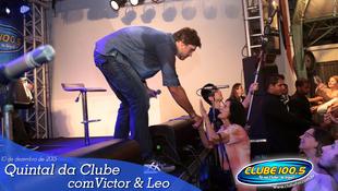 Foto Quintal da Clube com Victor & Leo 78