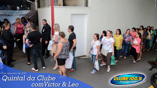 Foto Quintal da Clube com Maiara & Maraísa 187