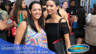 Foto Quintal da Clube com Victor & Leo 83