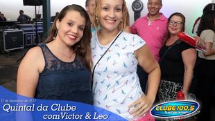 Foto Quintal da Clube com Victor & Leo 84