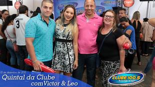 Foto Quintal da Clube com Victor & Leo 86