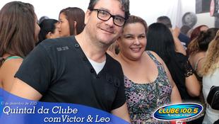 Foto Quintal da Clube com Victor & Leo 89