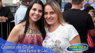 Foto Quintal da Clube com Victor & Leo 93