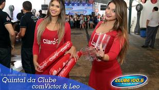 Foto Quintal da Clube com Victor & Leo 96