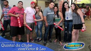 Foto Quintal da Clube com Victor & Leo 98