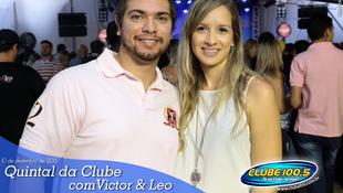 Foto Quintal da Clube com Victor & Leo 99