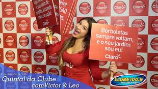Foto Quintal da Clube com Victor & Leo 101