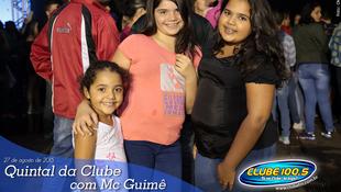 Foto Quintal da Clube com Victor & Leo 106