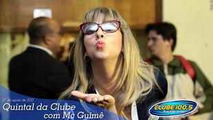 Foto Quintal da Clube com Mc Guimê 4