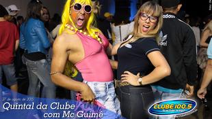 Foto Quintal da Clube com Victor & Leo 120
