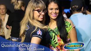 Foto Quintal da Clube com Victor & Leo 123