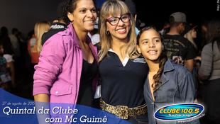 Foto Quintal da Clube com Mc Guimê 19