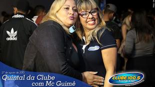 Foto Quintal da Clube com Victor & Leo 126