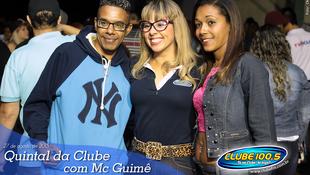 Foto Quintal da Clube com Mc Guimê 22