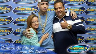 Foto Quintal da Clube com Mc Guimê 32