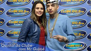 Foto Quintal da Clube com Mc Guimê 33