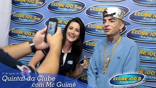 Foto Quintal da Clube com Mc Guimê 39