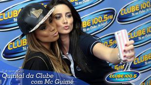 Foto Quintal da Clube com Mc Guimê 40