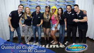 Foto Quintal da Clube com Mc Guimê 42
