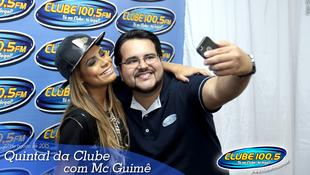 Foto Quintal da Clube com Mc Guimê 43