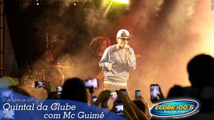 Foto Quintal da Clube com Mc Guimê 45