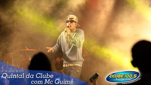 Foto Quintal da Clube com Mc Guimê 47