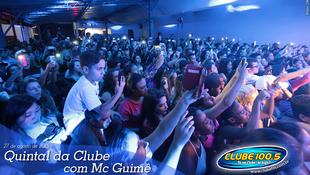 Foto Quintal da Clube com Mc Guimê 49
