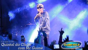 Foto Quintal da Clube com Mc Guimê 52