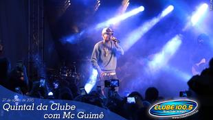 Foto Quintal da Clube com Mc Guimê 55