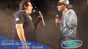 Foto Quintal da Clube com Mc Guimê 58