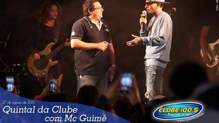 Foto Quintal da Clube com Mc Guimê 60