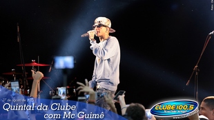 Foto Quintal da Clube com Mc Guimê 65