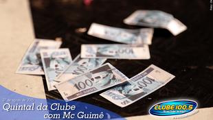 Foto Quintal da Clube com Mc Guimê 81