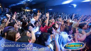 Foto Quintal da Clube com Mc Guimê 82