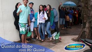 Foto Quintal da Clube com Mc Guimê 125