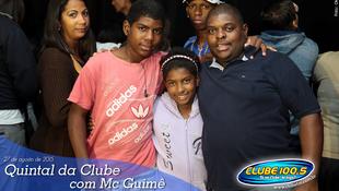 Foto Quintal da Clube com Mc Guimê 132