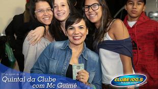 Foto Quintal da Clube com Mc Guimê 134